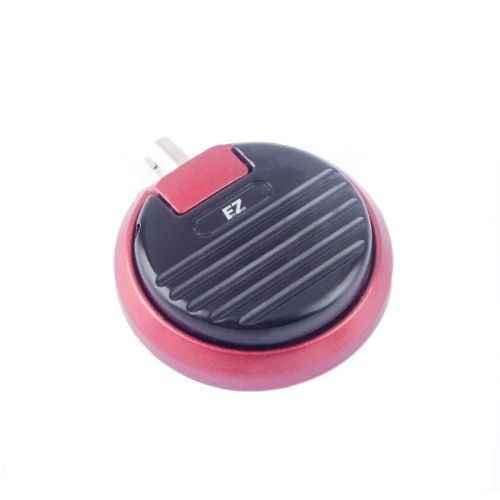 Тату педаль Foot Switch Dark Red EZ Oval