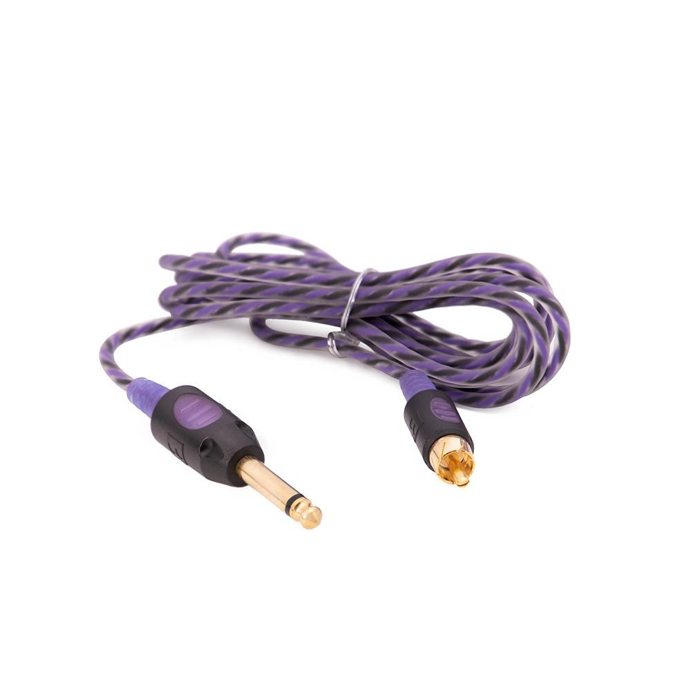 Клип корд Bishop Premium Lightweight RCA Purple